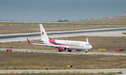 Un nouvel incident provoque la panique sur un vol d'Air Algérie