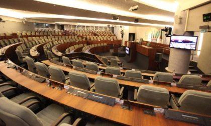 APN : les questions orales destinées à six ministres annulées
