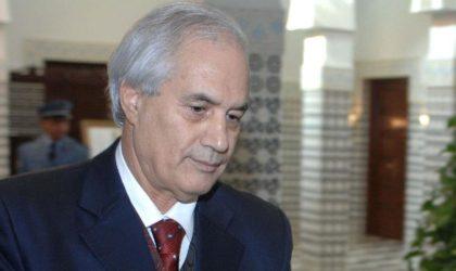 Tayeb Belaïz à Saïd Bouhadja : «Vous avez le soutien du Président !»