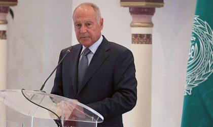 Le secrétaire général de la Ligue arabe appelle le nouveau président irakien à rétablir l'unité nationale