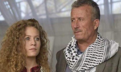 L'icône de la résistance palestinienne, Ahed Tamimi, honorée en Tunisie