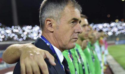 Zetchi : «L'affaire Lucas Alcaraz en cours de traitement au niveau de la FIFA»