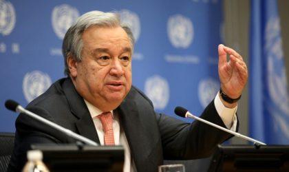 Une source dément : «L'ONU n'a adressé aucune note à l'Algérie»