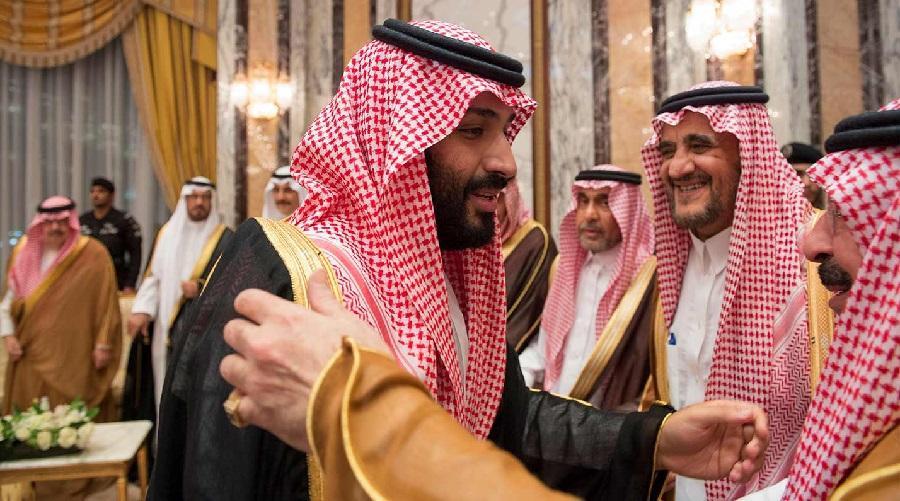 MBS Saoudien