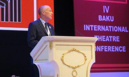 Un écrivain algérien «renvoie» les Israéliens d'une conférence à Bakou