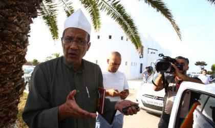 Les chouyoukh du FIS dissous démasquent Ali Benhadj