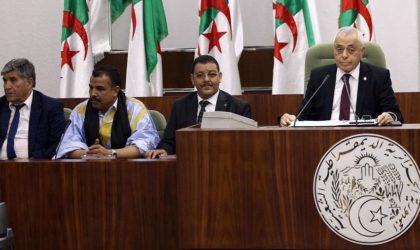 Saïd Bouhadja privé de garde rapprochée depuis son «éviction» de l'APN ?