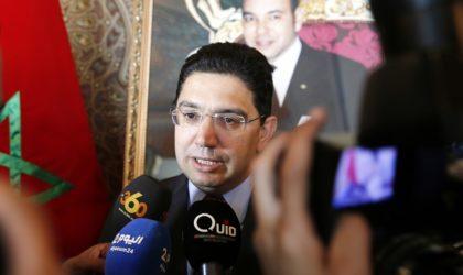 Le Maroc quitte une conférence à Tokyo la queue entre les jambes