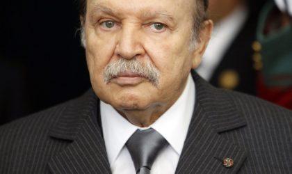 Une source informée : «Bouteflika ne va pas intervenir dans la crise de l'APN»