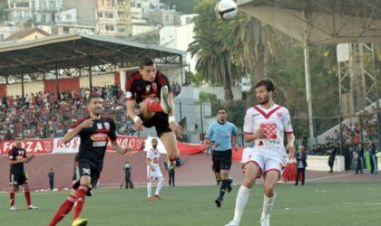 Ligue 1 Mobilis (10e journée) : l'USMA bat le CRB et revient à 3 points du leader