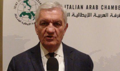 Interview – Cesare Trevisani : «L'Algérie est un partenaire clé pour l'Italie»