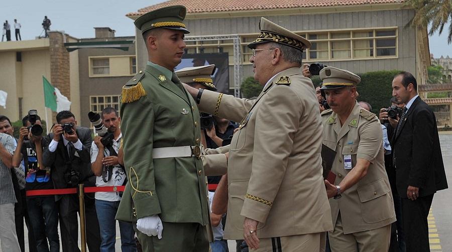 Bouhadja officiers ANP
