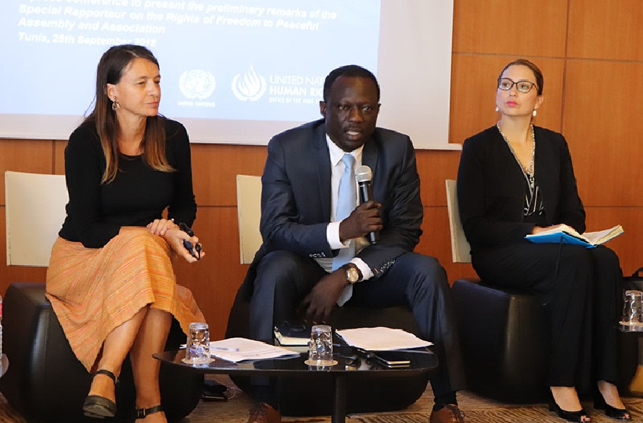 """Résultat de recherche d'images pour """"Un expert de l'ONU demande à la Tunisie droit de l'home association voule clément"""""""