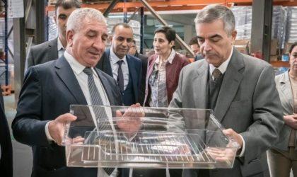 L'ambassadeur du Brésil visite les usines du groupe Condor