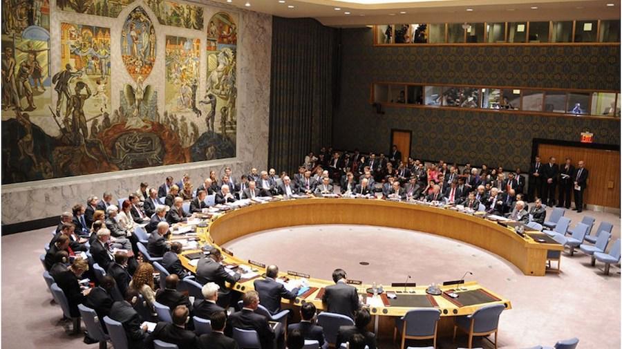 Conseil sécurité ONU