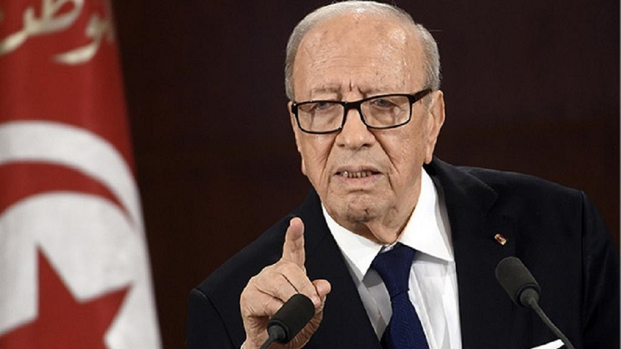 Essebsi Tunisie
