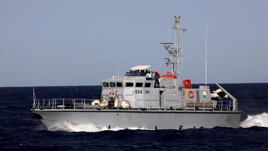 Libye, Garde-côtes libyens