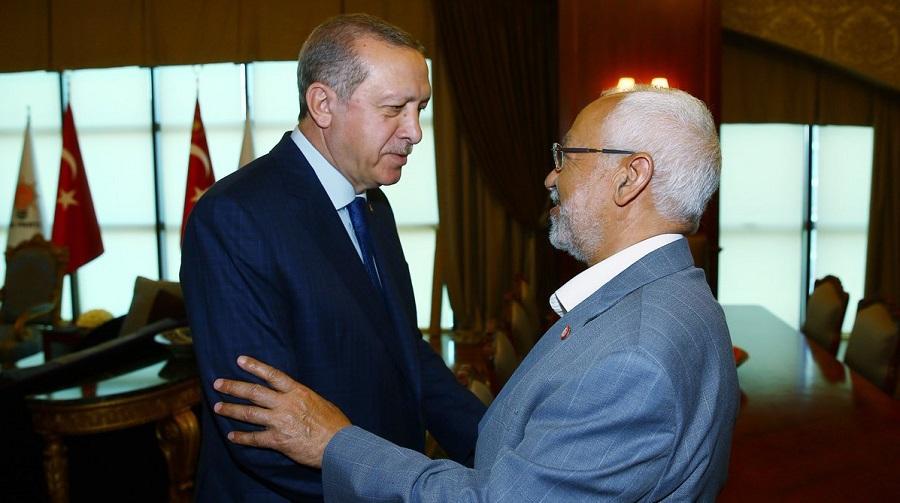 Ghannouchi Ennahda