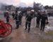 Une salle omnisports de Sidi Moussa ravagée par un incendie criminel