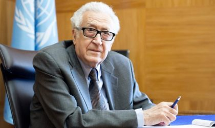 Bajolet écorche Brahimi qu'il accuse d'avoir «laissé Bush» occuper l'Irak