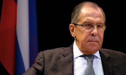 Soutien français aux terroristes libyens : les révélations de Sergueï Lavrov