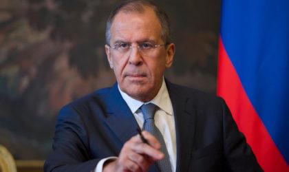 Moscou : «La tenue d'élections en Libye dans les circonstances actuelles est risquée»