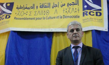 La presse du Makhzen accuse le RCD de «renier ses engagements» avec le Maroc