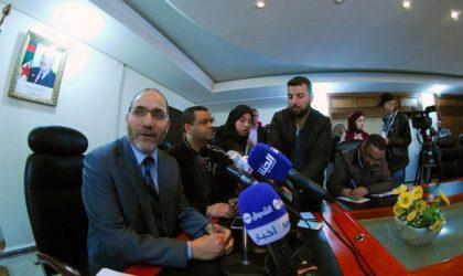 Crise à l'APN : les députés islamistes du MSP proposent leur médiation