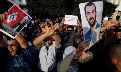 Le Parlement européen honore Nasser Zefzafi : le Makhzen perd le Nord