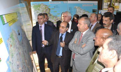Necib : «390 milliards DA pour alimenter en eau potable les wilayas frontalières»