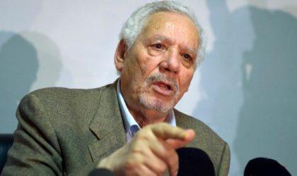 Les propositions du général Nezzar pour amorcer les réformes politiques
