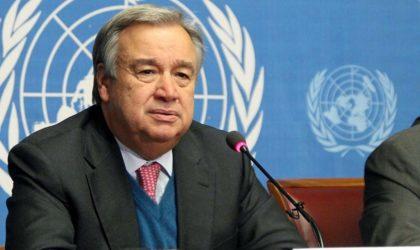 L'ONU favorable à une solution à deux Etats pour le conflit israélo-palestinien