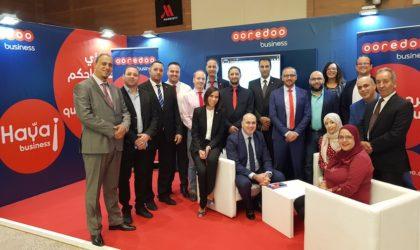 Ooredoo présente ses innovations aux professionnels de la pharmacie et de la santé au salon Saïdalya