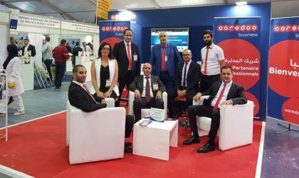 Ooredoo au Salon international des professionnels des hydrocarbures