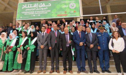 Ooredoo récompense les majors de promotion de l'université Abdelhamid-Mehri
