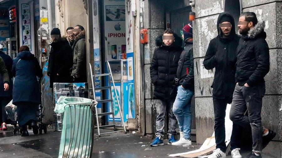 sans-papiers immigration France