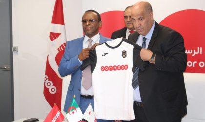 Partenaire indéfectible du football algérien : Ooredoo devient le Sponsor Officiel  de l'Entente Sportive de Sétif