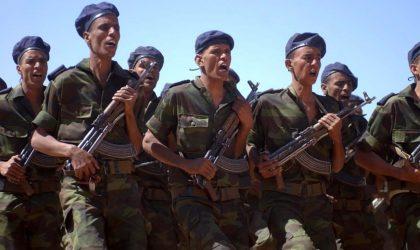 Les unités de l'APLS continuent de viser des positions militaires marocaines