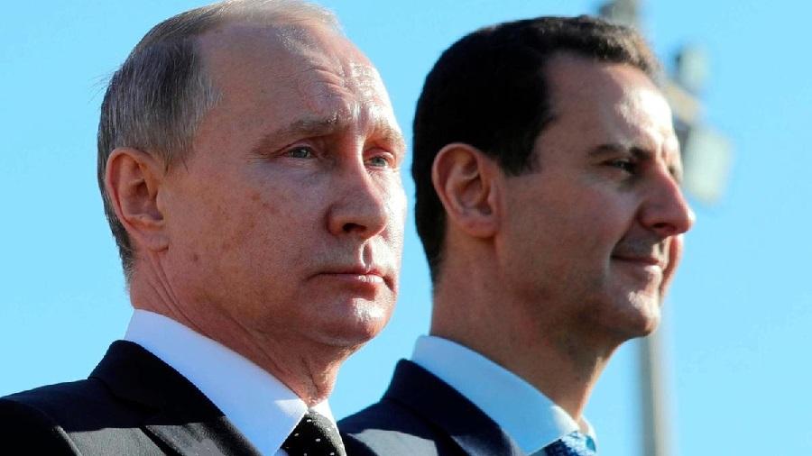 Poutine Al-Assad