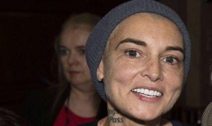 La célèbre chanteuse irlandaise Sinead O'Connor se convertit à l'islam