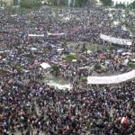 Al Saâdawi, Tahrir Square