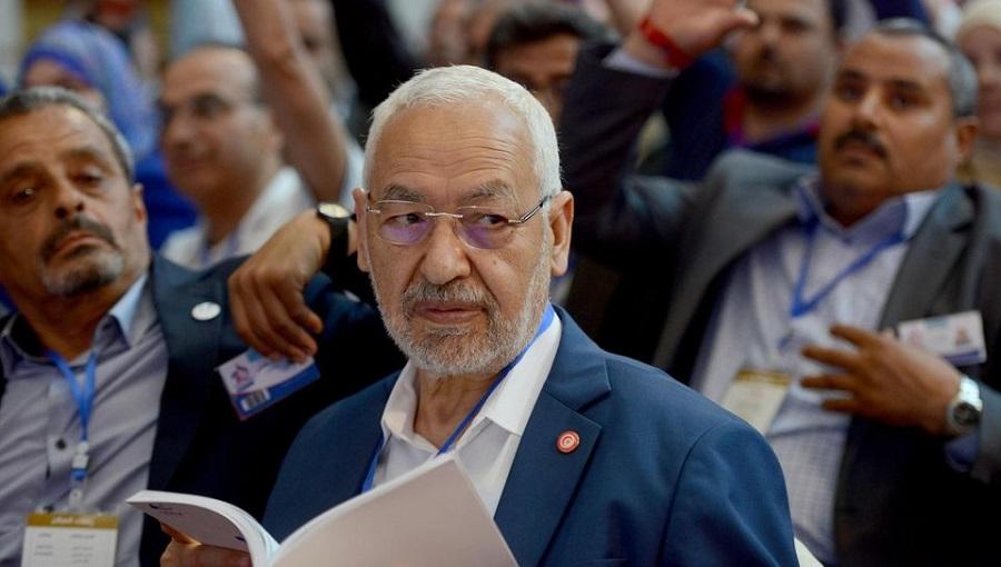 Tunisie Ghannouchi