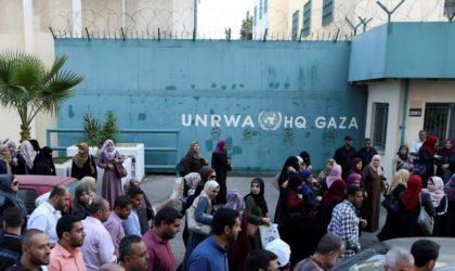 Ghaza : l'agence de l'ONU pour les réfugiés retire une partie de son personnel