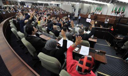 Affaire Bouhadja : les activités diplomatiques de l'APN gelées