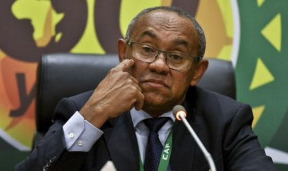 La CAF soutient le président de la Fifa pour sa réélection