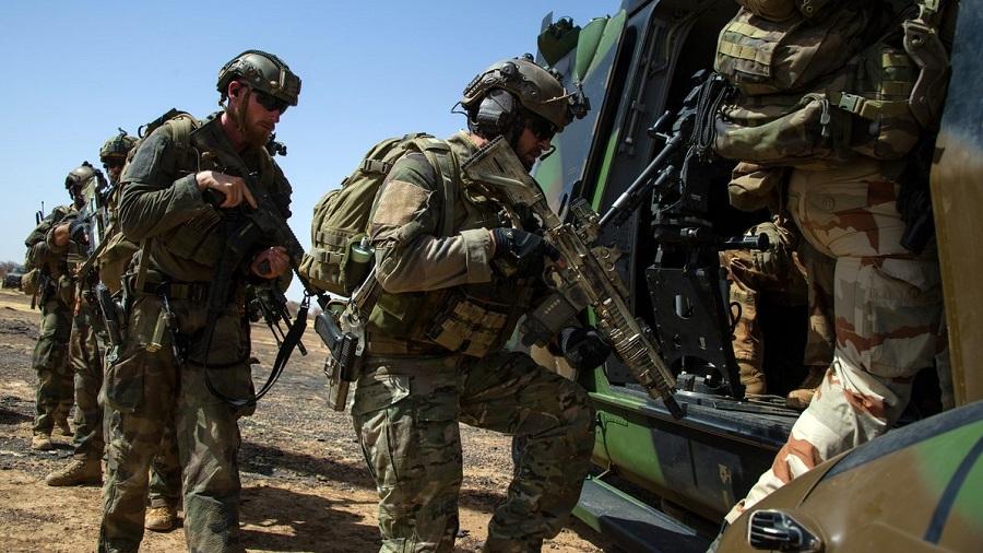intervention militaire étrangère