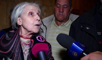 La sœur de Larbi Ben M'hidi : «Le film sur mon frère est truffé d'erreurs»