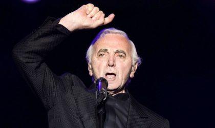 Les Français «d'en bas» empêchés d'assister aux funérailles d'Aznavour