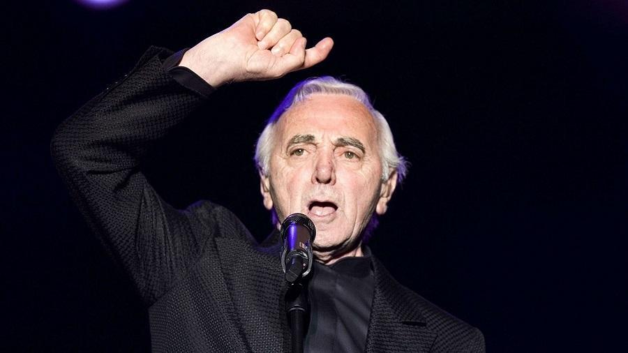 chnateur Aznavour