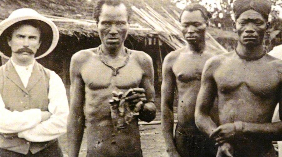 congo belge esclavage léopold II